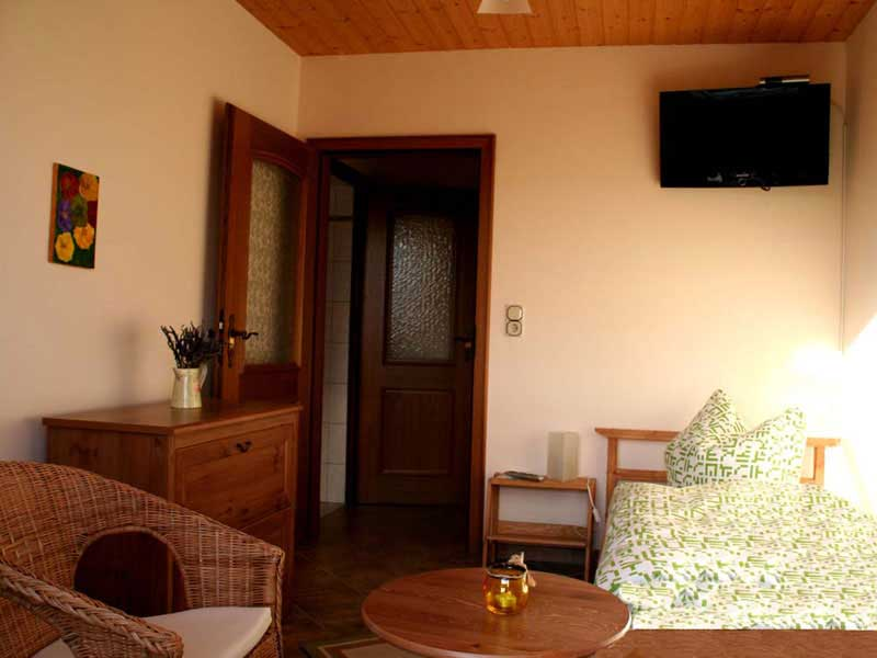 2. Etage - Einzelzimmer